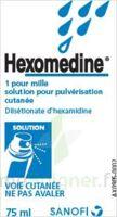 HEXOMEDINE 1 POUR MILLE, solution pour pulvérisation cutanée en flacon pressurisé à Trelissac