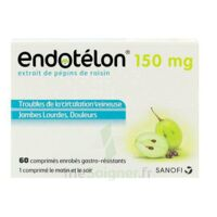 ENDOTELON 150 mg, comprimé enrobé gastro-résistant à Trelissac