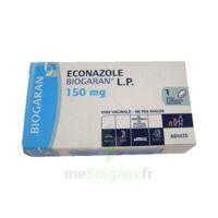 Econazole Biogaran L.p. 150 Mg, Ovule à Libération Prolongée à Trelissac