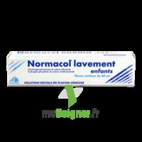 Normacol Lavement Enfants, Solution Rectale, Récipient Unidose à Trelissac