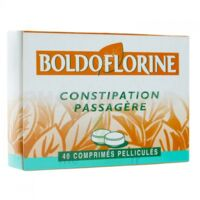 BOLDOFLORINE 1 Cpr pell constipation passagère B/40 à Trelissac