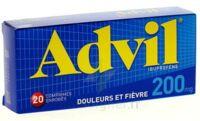 ADVIL 200 mg, 20 comprimés enrobés B/20 à Trelissac