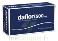 DAFLON 500 mg Comprimés pelliculés Plq/60 à Trelissac