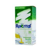FLUVERMAL 2 % Susp buv Fl/30ml à Trelissac