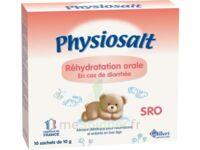 Physiosalt Rehydratation Orale Sro, Bt 10 à Trelissac