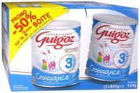 GUIGOZ LAIT CROISSANCE 3 2X800GR à Trelissac
