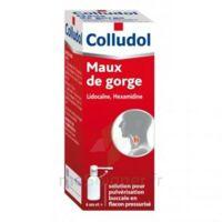 COLLUDOL Solution pour pulvérisation buccale en flacon pressurisé Fl/30 ml + embout buccal à Trelissac
