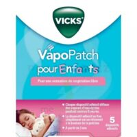VICKS VAPOPATCH ENFANTS à Trelissac