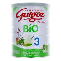 Guigoz Bio Croissance De 10 Mois à 3 Ans à Trelissac