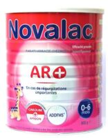 Novalac AR 1 + 800g à Trelissac