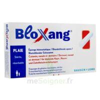 BLOXANG Eponge de gélatine stérile hémostatique B/5 à Trelissac