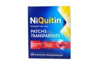 Niquitin 7 Mg/24 Heures, Dispositif Transdermique B/28 à Trelissac