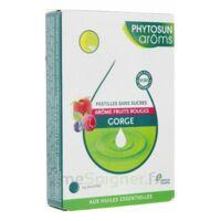 PHYTOSUN AROMS sans sucre Pastille fruits rouges B/24 à Trelissac