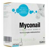 Myconail 80 Mg/g, Vernis à Ongles Médicamenteux à Trelissac
