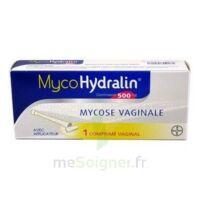 MYCOHYDRALIN 500 mg, comprimé vaginal à Trelissac