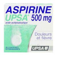 ASPIRINE UPSA 500 mg, comprimé effervescent à Trelissac