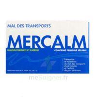 MERCALM, comprimé pelliculé sécable à Trelissac