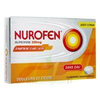 Nurofen 200 Mg, Comprimé Orodispersible à Trelissac