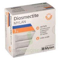 Diosmectite Mylan 3 G Pdr Susp Buv 30sach/3g à Trelissac
