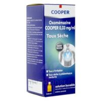 OXOMEMAZINE H3 SANTE 0,33 mg/ml SANS SUCRE, solution buvable édulcorée à l'acésulfame potassique à Trelissac