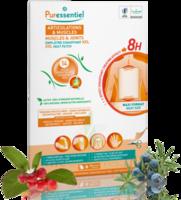 Puressentiel Articulations et Muscles Emplâtre chauffant 14 huiles essentielles XXL à Trelissac