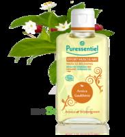 Puressentiel Articulations & Muscles Huile de massage BIO** Effort Musculaire - Arnica - Gaulthérie - 100 ml à Trelissac