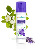 Puressentiel Sommeil - Détente Spray Aérien Sommeil Détente Aux 12 Huiles Essentielles - 75 Ml à Trelissac
