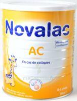 NOVALAC AC,0-6 mois,  bt 800 g à Trelissac