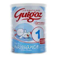 Guigoz Optipro 1 Lait En Poudre B/800g à Trelissac