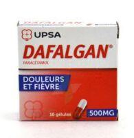 DAFALGAN 500 mg Gélules 2plq/8 (16) à Trelissac