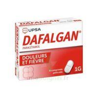 DAFALGAN 1000 mg Comprimés pelliculés Plq/8 à Trelissac