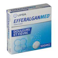 EFFERALGANMED 500 mg, comprimé effervescent sécable à Trelissac