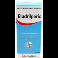 ELUDRILPERIO 0,2 %, solution pour bain de bouche à Trelissac