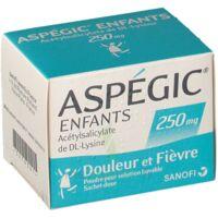 ASPEGIC ENFANTS 250, poudre pour solution buvable en sachet-dose à Trelissac