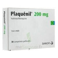 PLAQUENIL 200 mg, comprimé pelliculé à Trelissac