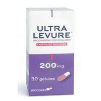 Ultra-levure 200 Mg Gélules Fl/30 à Trelissac