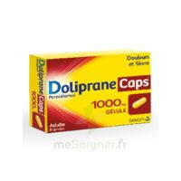 DOLIPRANECAPS 1000 mg Gélules Plq/8 à Trelissac