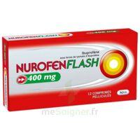 NUROFENFLASH 400 mg Comprimés pelliculés Plq/12 à Trelissac