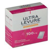 ULTRA-LEVURE 100 mg Poudre pour suspension buvable en sachet B/20 à Trelissac