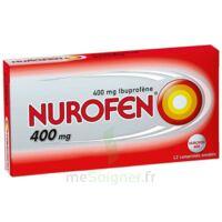 Nurofen 400 Mg Comprimés Enrobés Plq/12 à Trelissac