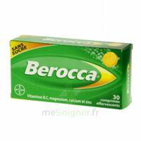 Berocca Comprimés effervescents sans sucre T/30 à Trelissac