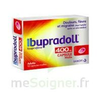 IBUPRADOLL 400 mg Caps molle Plq/10 à Trelissac