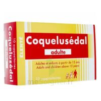 Coquelusedal Adultes, Suppositoire à Trelissac