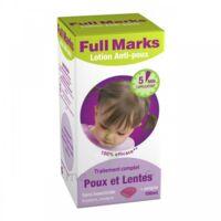Full Marks Lotion antipoux et lentes 100ml+peigne à Trelissac