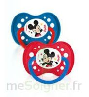 Dodie Disney Sucettes Silicone +18 Mois Mickey Duo à Trelissac