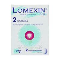 Lomexin 600 Mg Caps Molle Vaginale Plq/2 à Trelissac