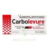 Carbolevure Gélules Adulte Plq/30 à Trelissac
