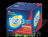Bion 3 Défense Junior Comprimés à croquer framboise B/30 à Trelissac