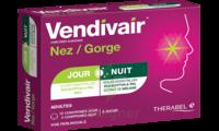 Vendivair Nez/Gorge Comprimés jour et nuit B/12+4 à Trelissac