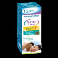 Quies Bi-Pack 2 Sprays buccal et nasale anti-ronflement à Trelissac